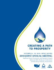 The full meeting notice is available here - National Milk Producers ...