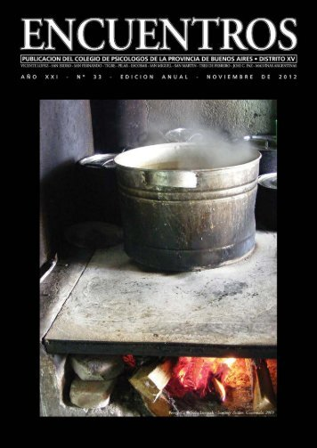 jornadas de nuestro distrito - Cpsi.org.ar