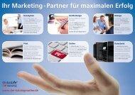 Ihr Marketing - Partner für maximalen Erfolg - GlobalLife
