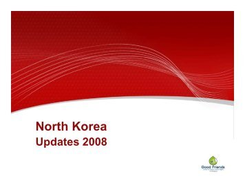 Pomnyun Presentation: North Korea Updates - US-Korea Institute at ...