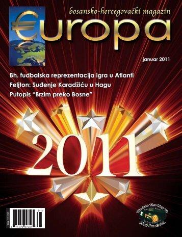 Bh. fudbalska reprezentacija igra u Atlanti Feljton - Europa Magazine