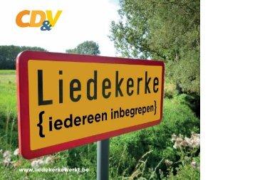 1 - Liedekerke - CD&V