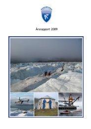 Årsrapport 2009 - Sysselmannen