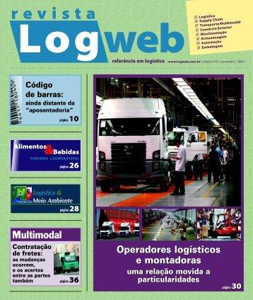 Edição 81 download da revista completa - Logweb