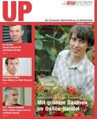 Mit grünem Daumen im Online-Handel - Tobler + Tobler