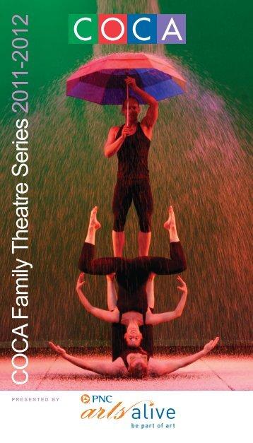 2011-2012 COCA Family Theatre Series