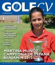 Numero 4 - Federación de Golf de la Comunidad Valenciana