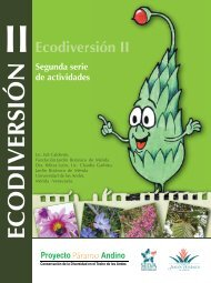 ECODIVERSIÓN - Universidad de Los Andes