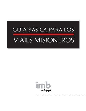 Guia Básica Para Los Viajes Misioneros