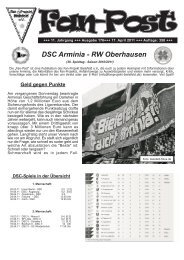 Ausgabe 176 - Fan-Projekt Bielefeld e.V.