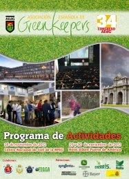 PROGRAMA CONGRESO MADRID 2012