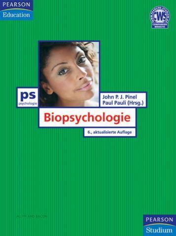 Biopsychologie  - *ISBN ... - Pearson Studium