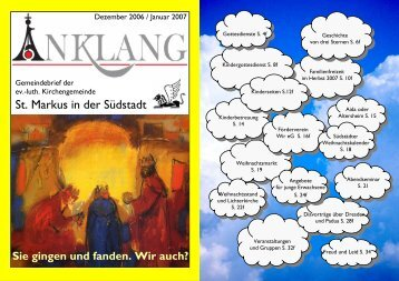 Download 2006-12 - 2007-01 - St.-Markus