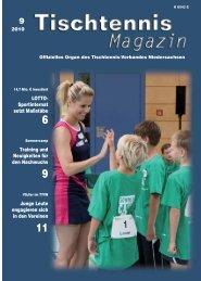 LOTTO- Sportinternat setzt Maßstäbe Training und ... - TTVN