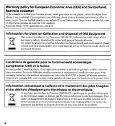 Norme di garanzia per 10 Spazio economico europeo (SEE) e la ... - Page 4