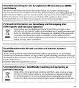 Norme di garanzia per 10 Spazio economico europeo (SEE) e la ... - Page 5