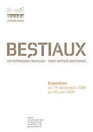 du 19 décembre 2008 au 30 juin 2009 Exposition - musée du ...