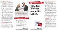 Informationsbroschüre zum Downloaden - Sozialserver Land ...