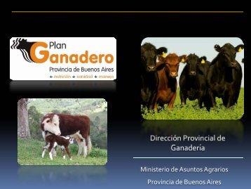Sanidad - Ministerio de Asuntos Agrarios