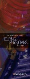 Physicians Brochure - Benesch