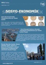 SOSYO-EKONOMİK - WYG