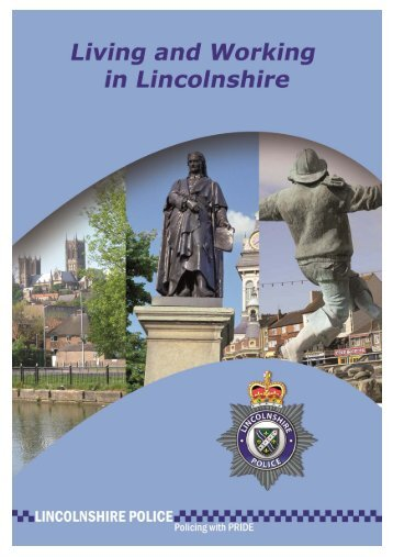 A guide for transferees - Lincolnshire Police