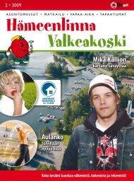 Valkeakoski - Kehittämiskeskus Oy Häme