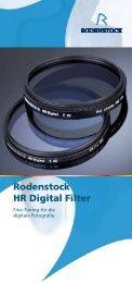 Rodenstock HR Digital Filter