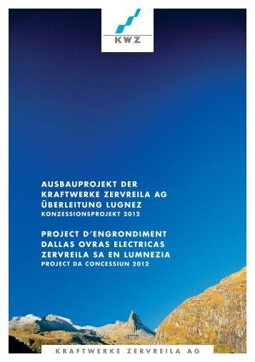 Downloaden als PDF - Kraftwerke Zervreila AG