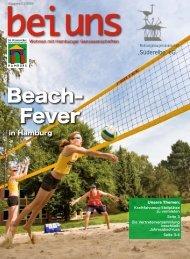 Beach- Fever - Wohnungsbaugenossenschaft Süderelbe eG