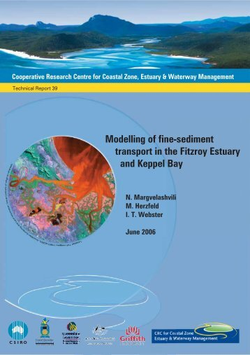 Modelling of fine-sediment transport in the Fitzroy ... - OzCoasts
