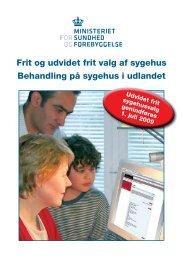Frit og udvidet frit valg af sygehus - Bispebjerg Hospital