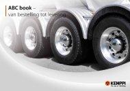 ABC book – van bestelling tot levering - Kemppi