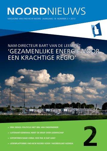 NoordNieuws 2 (2013) - VNO-NCW Noord