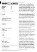 kronos quartet - Page 2