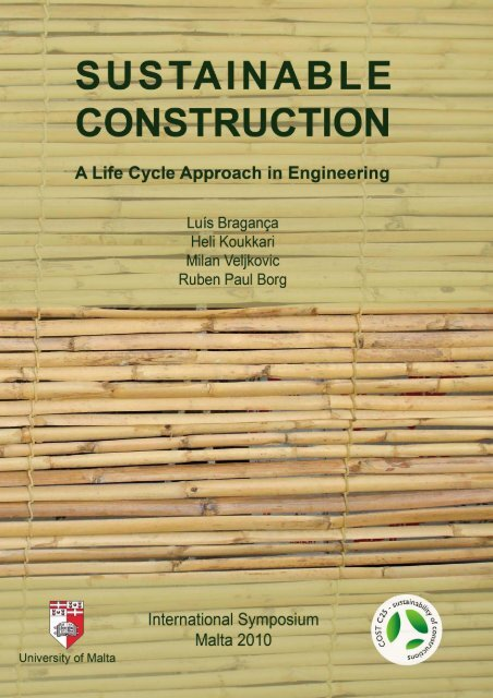 Sustainable Construction A Life Cycle Approach in Engineering