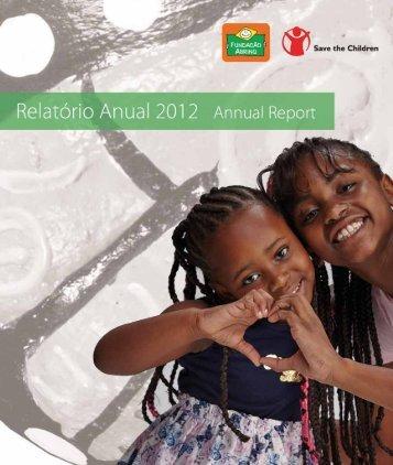 Relatório Anual 2012 - Fundação Abrinq