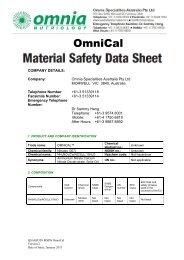 761066-Omnia-OMNICAL-Calcium-Nitrate-25KG - Agsure