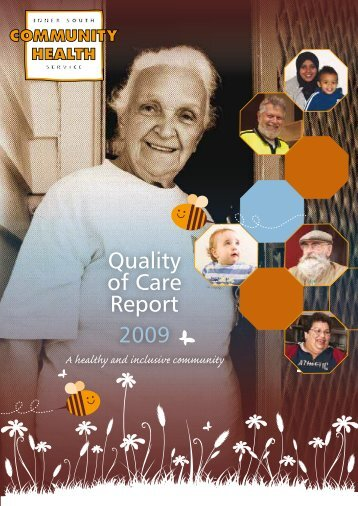 Quality of Care Report - Inner South Community Health Service