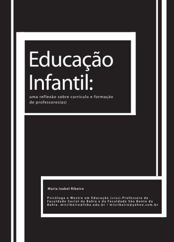 Educação Infantil: - Faculdade Social
