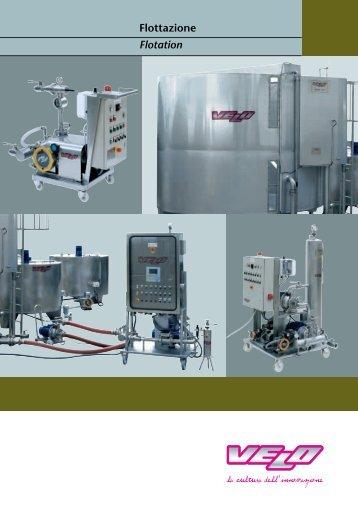 Flottazione Flotation - Beverage Process