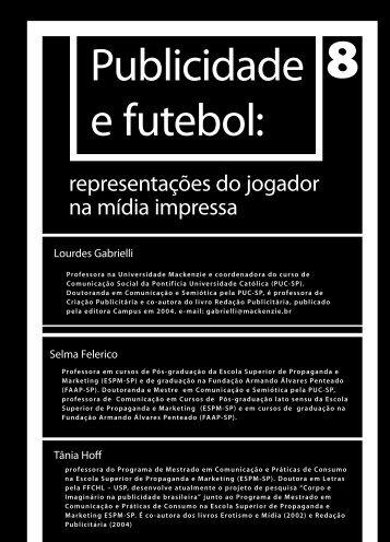 Publicidade e futebol: - Faculdade Social