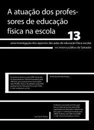 sores de educação física na escola - Faculdade Social