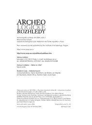 2004_2 - Archeologický ústav AV ČR
