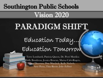 Vision 2020 PowerPoint Presentation viewable as an Adobe PDF