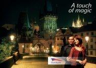 A Touche of Magic - Discover Czech