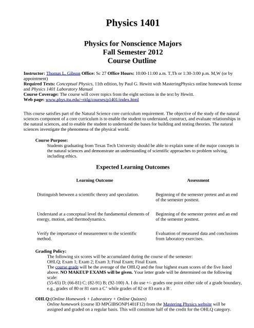 university of texas online homework