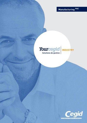 Yourcegid Manufacturing PAC - extremIT