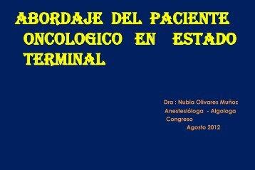 Etapa Terminal - Revista de Medicina Interna de AMICAC