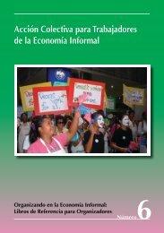 Acción Colectiva para Trabajadores de la Economía Informal